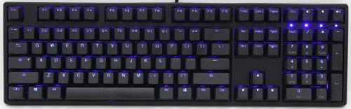 Ducky One Blue LED PBT